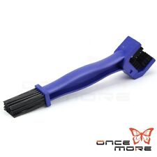 Blue Cycling Bicycle Motorcycle Chain Cleaning Tool Gear Grunge Brush Cleaner
