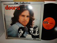 THE DOORS Star-Collection Germany Import Midi 1972 Light My Fire various hits LP