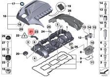Genuine BMW E70N E71 E82 E84 E88 E90N F06 Crankcase Vent Hose OEM 11127584128