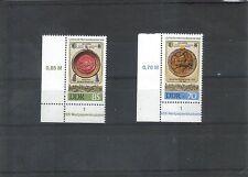 Postfrische Briefmarken der DDR (1949-1990) als Sammlung