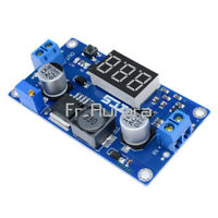 DC-DC 4.5-32V to 5-52V XL6009 Boost Step-up Module Power Supply LED Voltmeter
