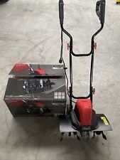 Scheppach MTE460 Elektro Bodenfräse Gartenhacke Kultivator Hacke Motorhacke