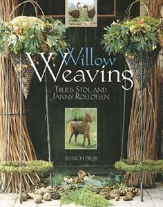 Willow Weaving by Roelofsen, Janny Paperback Book The Cheap Fast Free Post