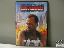 Die Hard 3: Die Hard With a Vengeance (DVD, 1999)