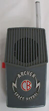 Archer Space Patrol Walkie Talkie CB Radio Shack  Made in Japan