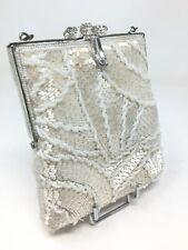Porte Monnaie Sac à Main Mode Perle Vintage  Purse Handbag Fashion