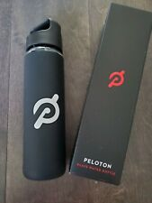 Peloton Bike Glass Water Bottle - New with box Black