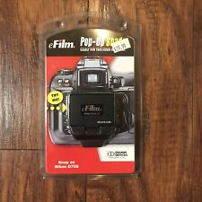 Efilm Pop Up Shade NikonD70s