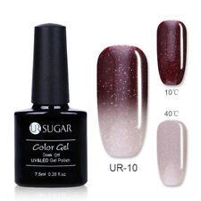 UR SUGAR 7.5ml Nail UV Gel Polish Soak off Thermal Color Changing UV/LED Gel