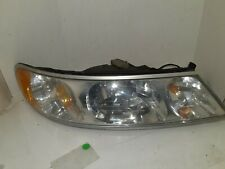 1998 1999 2000 2001 2002 LINCOLN CONTINENTAL PASSENGER RIGHT HEADLIGHT OEM USED