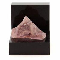 Fluorit Rosa 42.3 Ct. Gebirge Des Mont-Blanc, Frankreich. Selten