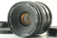 【Excellent+++++ w/Hood】 Mamiya N 80mm f/4 L Lens for 7 7II From Japan