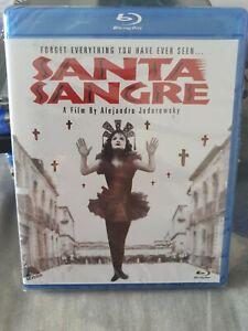 Santa Sangre Blu-ray, Alejandro Jodorowsky, Severin Films, Mexican cinema, cult