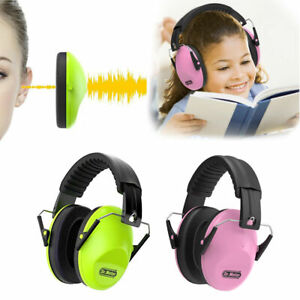 Baby Girls Boys Hearing Protection Ear Muffs Kids Noise Cancelling Headphone