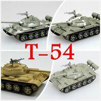 Easy Model 1/72 USSR T-54 Tank Plastic Model All of easy model