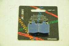 MARWI UNION ORGANIC DISC BRAKE PADS FOR HOPE M4/ DH4 CALIPERS 4 PACK DBP-22