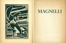 Magnelli Alberto. Catalogo. Testo di Jean Arp. Galerie René Drouin, Parigi 194