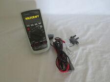Voltcraft VC890 Digital-Hand-Multimeter DEFEKT W20-1802