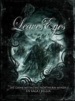 Leaves Eyes - We Came Con The Northern Winds - En Saga I Belgia Ddvd #139074