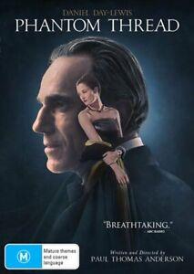 Phantom Thread DVD