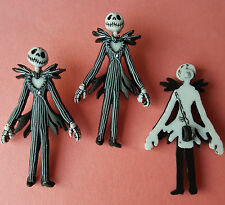 Jack skellington nightmare before christmas halloween disney dress it up boutons