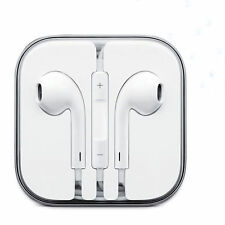 New OEM Original Genuine Apple iPhone 5 5S 6 6S EarPods Earphones W/Remote & Mic