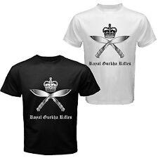 The Bravest RGR Royal Gurkha Rifles of British Army Nepal Kukri Machete T-shirt