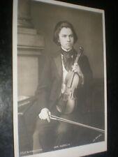 More details for old postcard music violin player jan kubelik used 1905
