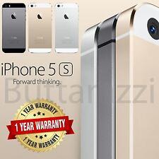 Apple iPhone 5s - Gold/Silver/Grey - Unlocked SIM Free Smartphone 16/32/64GB