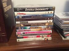 DVDS HOLLYWOOD CLASSIC FILMS THIRTEEN WITH ICONIC HOLLYWOOD STARS SEALED
