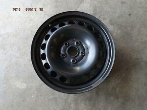 4 STAHLFELGEN  VW Passat - 3C B8  SKODA SUPERB 3V 6,5J x16 ET41 3Q0601027