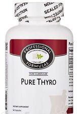 BEST PURE THYRO NEW ZEALAND GLANDULAR SUPPLEMENTS 2.3 GRAINS THYROID TISSUE