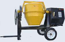 Packer Brothers PB2600 Honda concrete cement mixer 9 CF gas gasoline powered