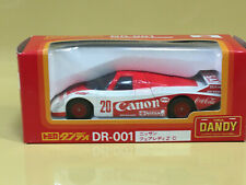 TOMICA DANDY NISSAN SKYLINE GROUP-C CANON COKE DR-001 MADE IN JAPAN 1/43 DIECAST