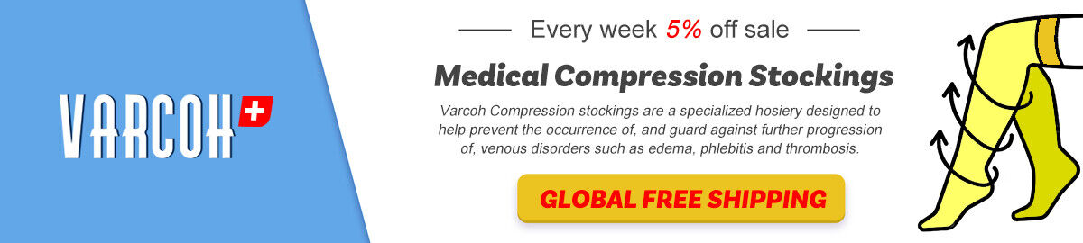 VARCOH Medical Compression Socks