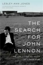 The Search for John Lennon: The Life, Loves, and Death of a Rock Star (Hardback