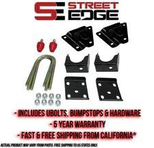 "Street Edge 1995-1999 Chevy/GMC Suburban 2WD 7"" Rear Axle Flip Kit"