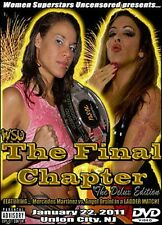 WSU Womens Wrestling - The Final Chapter Deluxe DVD set