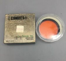 Camrex 58mm Orange Camera Lens Filter - Fast Free Shipping - D22