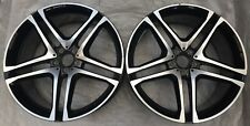 1 AMG Mercedes-Benz Alufelge Felge 10J x 22 ET56.5 A2924013000 GLE Coupe C292