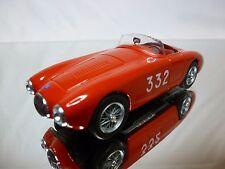 STARLINE MODELS OSCA O.S.C.A. MT 4 RACE CAR - No 332 - RED 1:43 - GOOD CONDITION