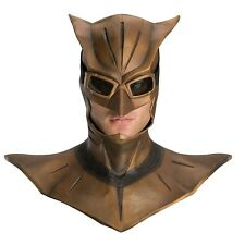 Nite Owl Overhead Mask with Cowl Costume Accessory Adult Mens Watchmen Halloween
