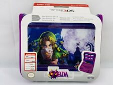 Nintendo 3DS™ XL System Case The Legend of Zelda Majora's Mask 3D - NEW -