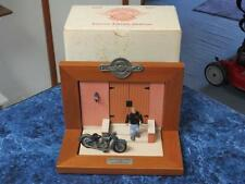 1994 Harley Davidson University Ltd Edition Diorama – Very Nice!