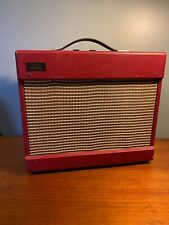 Takt 1960s vintage vacuum tube hand wired guitar amp