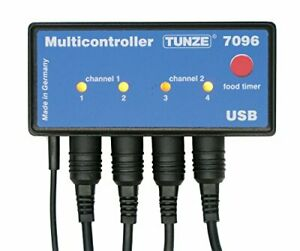 Tunze USA 7096.000 Multicontroller Featuring Electronic Motors