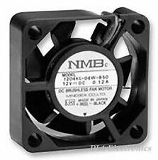 NMB TECHNOLOGIES   2404KL-04W-B50-B00   FAN, 60X60X10MM, 12VDC, 19CFM, 36DB