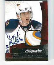 ARTURS KULDA 10-11 THE CUP ROOKIE AUTO AUTOGRAPHED PATCH RAINBOW GOLD #D /44 RC
