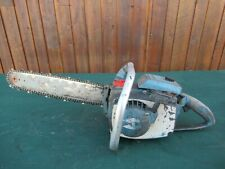 "Vintage HOMELITE Chainsaw Chain Saw with 12"" Bar"