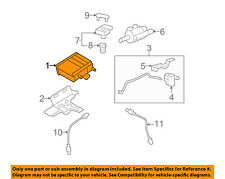 GM OEM-Vapor Canister Fuel Gas Emission 22963841